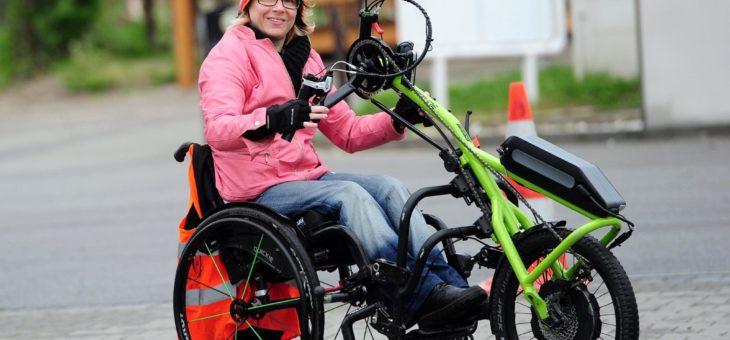 Okolo Brnéčka napříč handicapy 14. května 2016