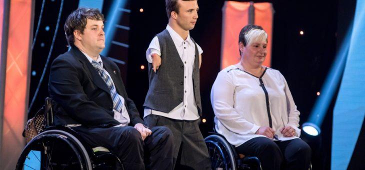 Vyhlášení handicapovaných sportovců roku 2016