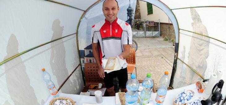 Mám za sebou vlastní Tour de France :), prozrazuje Míša Mikulec