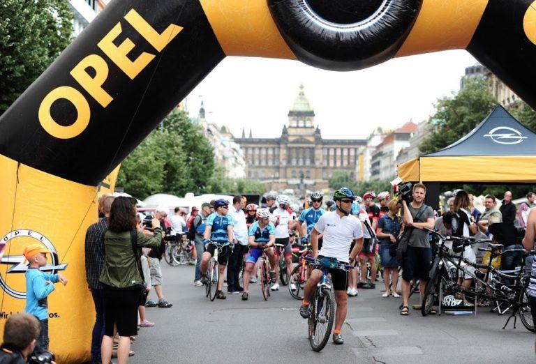 Opel Handy Cyklo Maraton 2015