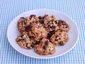 Vločkové sušenky