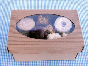 Dárková krabička podle vašeho výběru cukroví