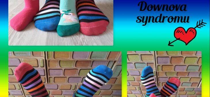 13. Světový den Downova syndromu – den podpory i pro Věrušku