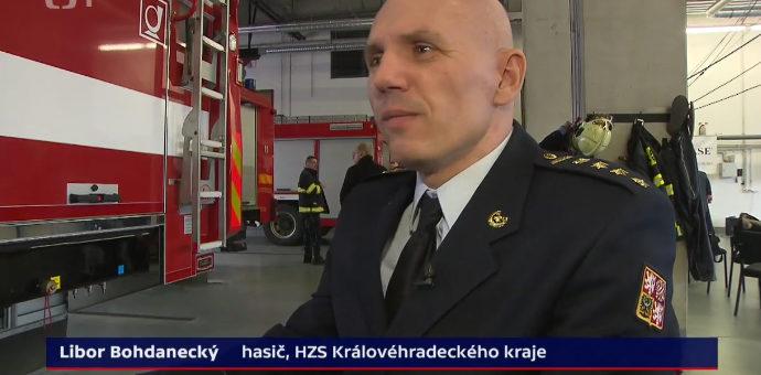 Báječná zpráva! Libor Bohdanecký od ledna zase pracuje!