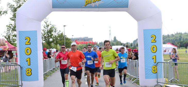 Běh pro Paraple 2018