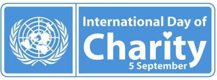 Mezinárodní den charity