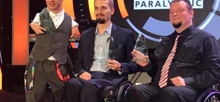 Nejlepší handicapovaný sportovec roku 2018