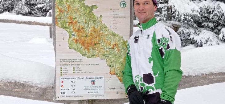 Romča Šejna se těší na maraton a pilně trénuje